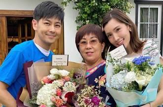 媽媽、妻子首曝光 林志穎與最愛2女人演出真人秀
