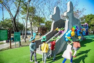 公園打造成休閒美樂地 台中人均綠地比躍升全國第二