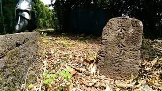 淡水埤島里驚見清軍古墓 在地文史學者、民代鄭宇恩急搶救