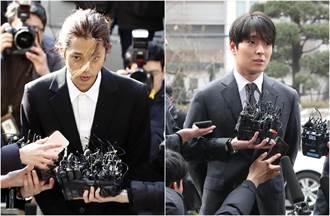 鄭俊英、崔鍾訓涉集體性侵提上訴 獲減刑為5年、2年半