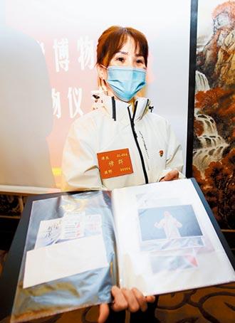英雄捐贈見證物 記錄戰疫時代