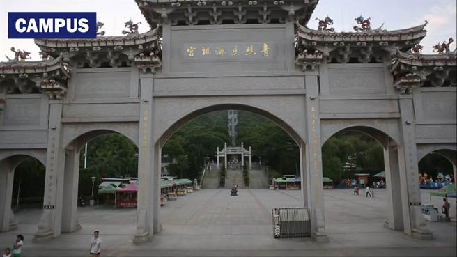 海滄慈濟祖宮年年推出兩岸慈濟文化旅遊節,吸引眾多民眾前往朝聖。(Campus編輯室提供)