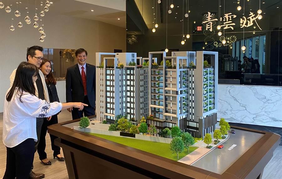 楊祥銘表示,青年購屋應秉持著先求有再求好的原則。(圖/業者提供)