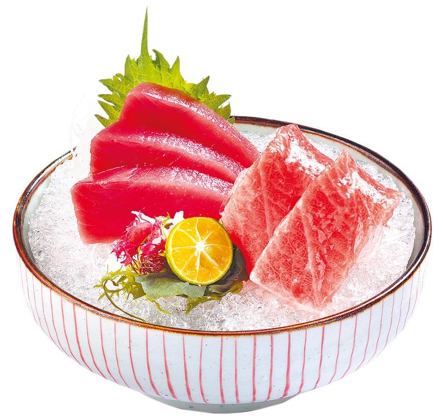 海壽司5月31日前,醫護人員憑證到店消費,享9折優惠。(海壽司提供)