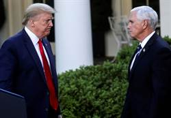 怕了!川普嚴防新冠 絕不讓死對頭裴洛西代總統