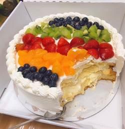 好市多水果蛋糕CP值破表  網開箱驚:畢生夢想