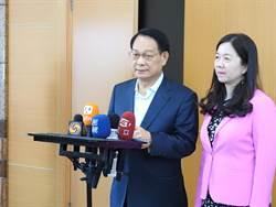 黃敬平開直播爆粗口 呂學樟:代表國民黨非一言堂但態度過火了