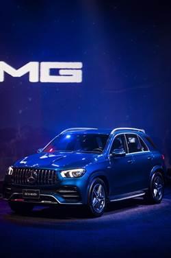 瞄準層峰客群 賓士發表性能休旅Mercedes-AMG GLE 53 4MATIC+