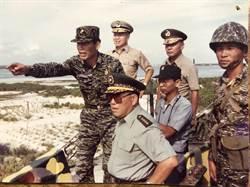海軍退役上將、前東沙指揮官季麟連:東沙就是艘不動航母