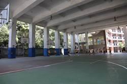基隆風雨籃球場正式開放 翻牆聖地走入歷史