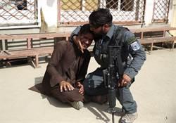 不忍了 阿富汗軍對塔利班開打