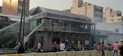 高雄北號誌樓傳火警 起火原因待調查