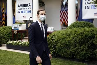 1分鐘看世界》白宮官員戴上MIT口罩 佛奇警告早解封下場慘