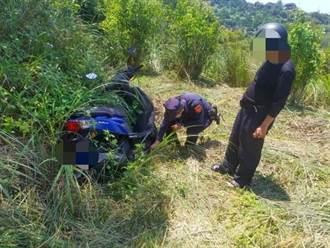 警民苦尋不著故障車  2個月後草叢離奇現蹤