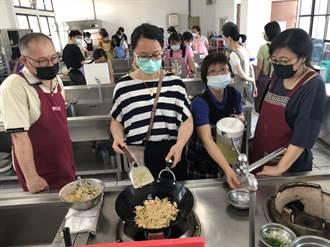 勞動力發展署桃竹苗分署複合式輕食料理訓練班第01期結業