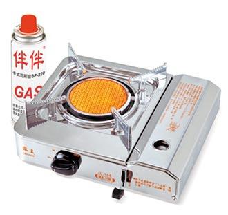 歐王 遠紅外線卡式爐 節能