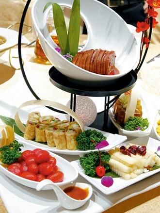 崇德發蔬食餐廳 食健康尚自然