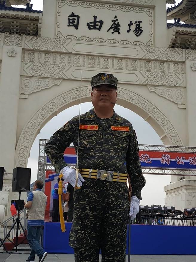 海軍退役上將,前東沙指揮官季麟連:東沙就是艘不動航母。季麟連提供