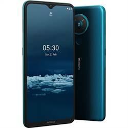 Nokia 5.3登台!4鏡頭大螢幕不到6千元