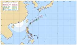 中颱黃蜂這7天最危險  賈新興:中南部警戒