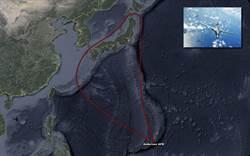 美軍驅逐艦清晨過台海 2轟炸機也飛近台灣