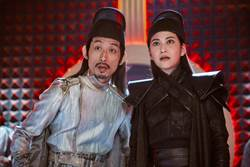 陳竹昇首度挑戰歌仔戲 稱唐美雲「超大膽」