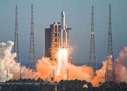 大陸長征5B火箭 可能碎片落在西非