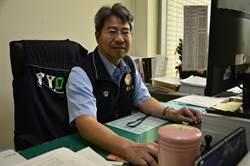 桃環保局科長當選模範公務員 難忘颱風清路