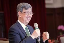 賴清德請益 陳建仁:總統指派工作、全力以赴