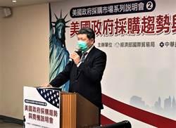 貿協辦美國政府採購說明會 助台業者進軍美國市場