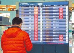 海外觀光客不來 GDP少1.5個百分點
