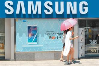 今年首季全球5G手機三星賣最好  4陸廠緊追