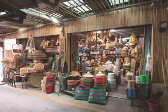 收藏台灣農業縮影:百年國寶級竹製農具專賣店「竹茂行」