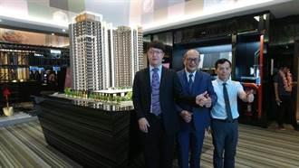 富宇「世界花園」 60億大案搶灘台中南屯嶺東特區