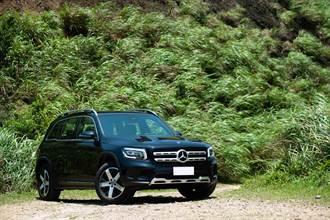 試車報告:Mercedes-Benz The all-new GLB 最佳家庭用車