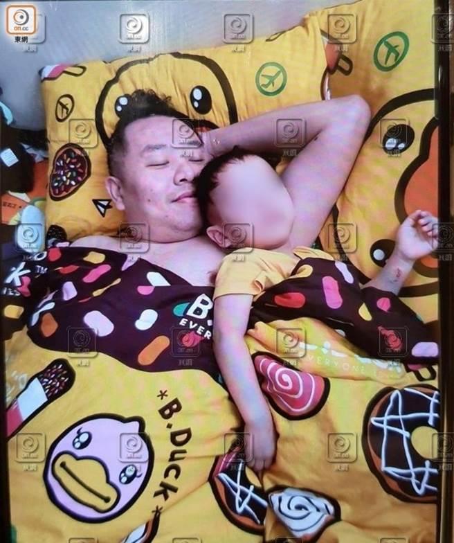 港媒爆出馬天樂偷吃,和女友已經生下一子。(圖/取自《on.cc東網》)