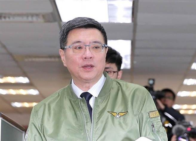 前民進黨主席卓榮泰。(圖/本報資料照)