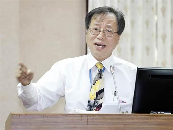 全國公務人員協會榮譽理事長李來希。(資料照/姚志平攝)