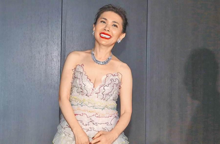 張清芳嫁給富商宋學仁,婚後淡出歌壇多年。(圖/中時資料照)