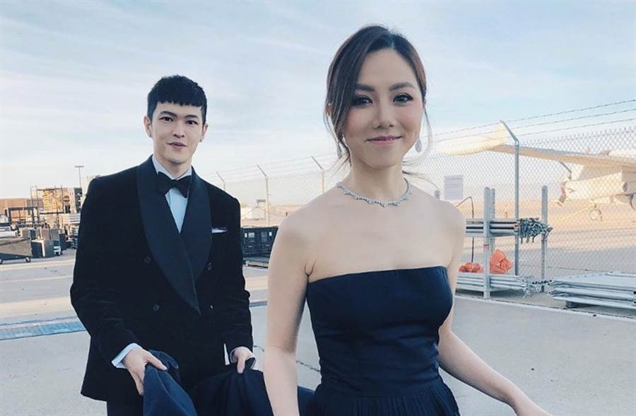 鄧紫棋傳和Mark在泰國秘婚。(圖/翻攝自gem0816 IG)