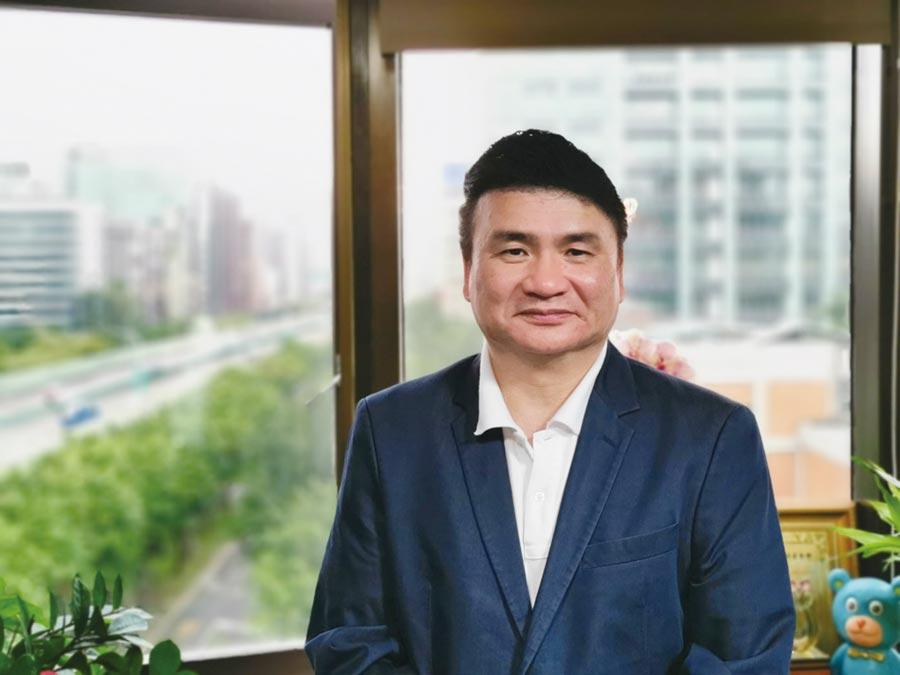 富比士網科執行長陳高超說,低總價小宅將會是輕世代購屋的主流趨勢。圖╱江富滿