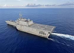 與陸超緊張!美軍機戰艦忙施壓