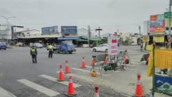 台南新營區長榮路25日起施工封閉 預計8月解封