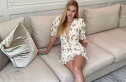 葛妮絲派特洛16歲女兒深V長腿照曝光!美貌神複製小辣椒