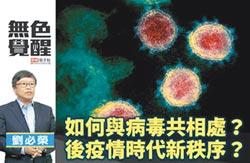 劉必榮:如何與病毒共相處?後疫情時代新秩序?