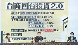 趕在520前 台灣三大方案投資破兆