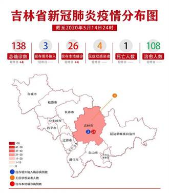 吉林舒蘭疫情又外傳一地 已有逾8千人被隔離