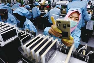 大陸手機廠印度復工之路艱難 到工率不到3成