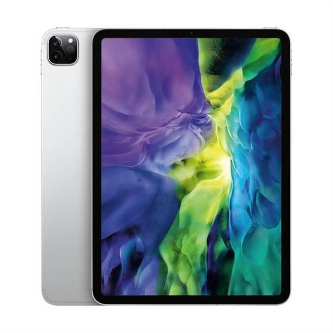 電信三雄今日開賣新款蘋果iPad Pro。(圖/業者提供)