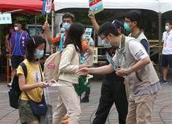 火車事故影響會考 台南一考生8時40分趕抵考場應試